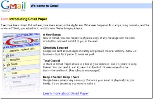 gmailpaper